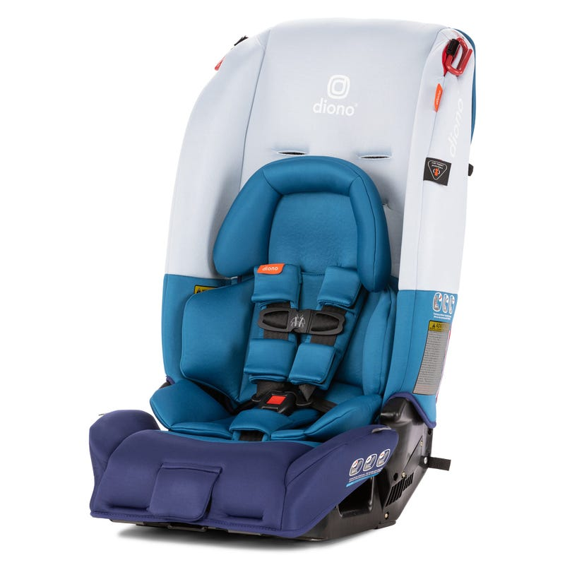 Radian 3RX 5-120lbs Car Seat - Blue
