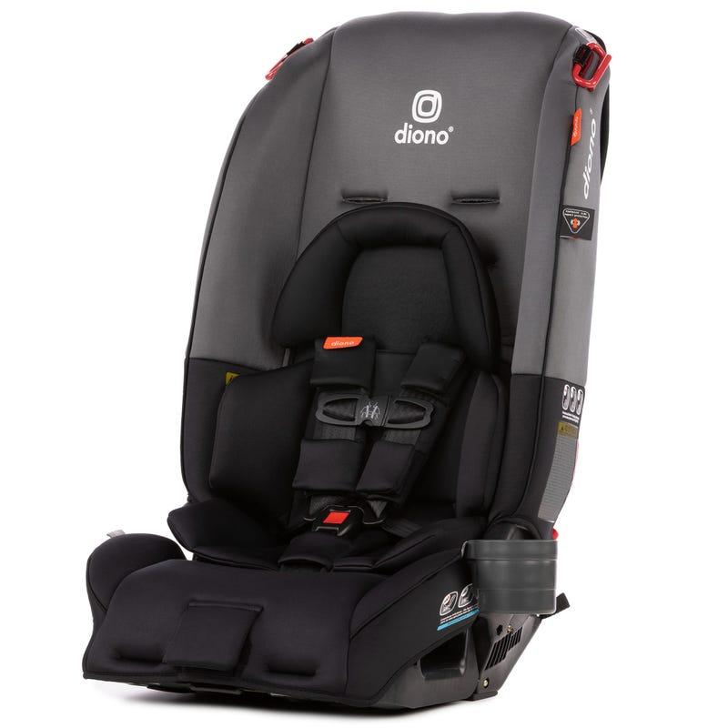 Radian 3RX 5-120lbs Car Seat - Grey Dark