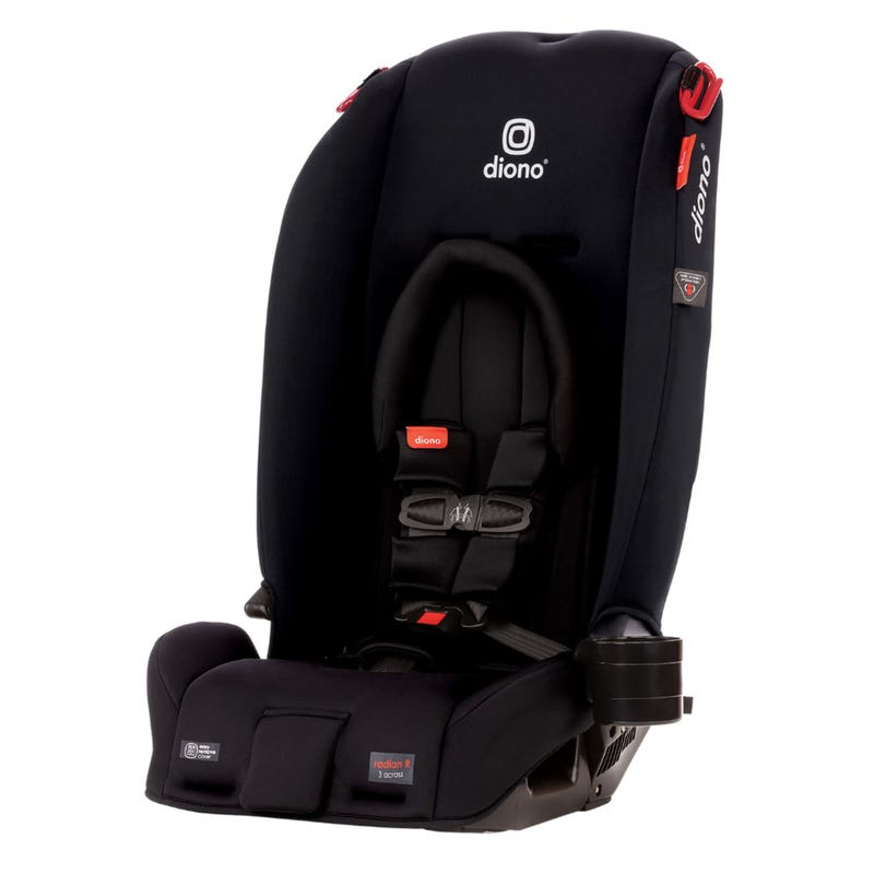 Radian 3RX Car Seat - Black Jet
