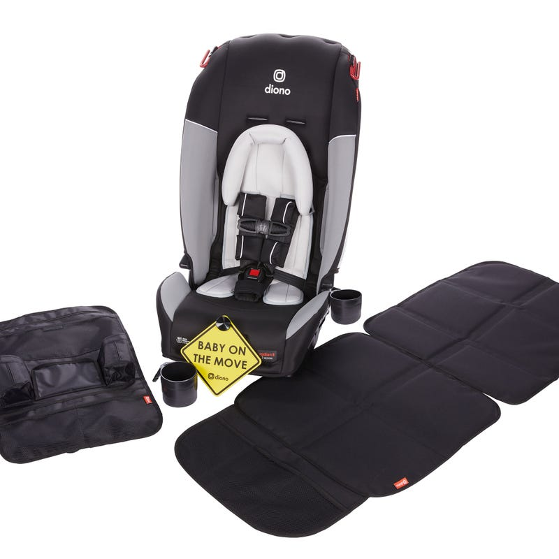 Car Seat Radian 3RX Special Edition - Black / Gray