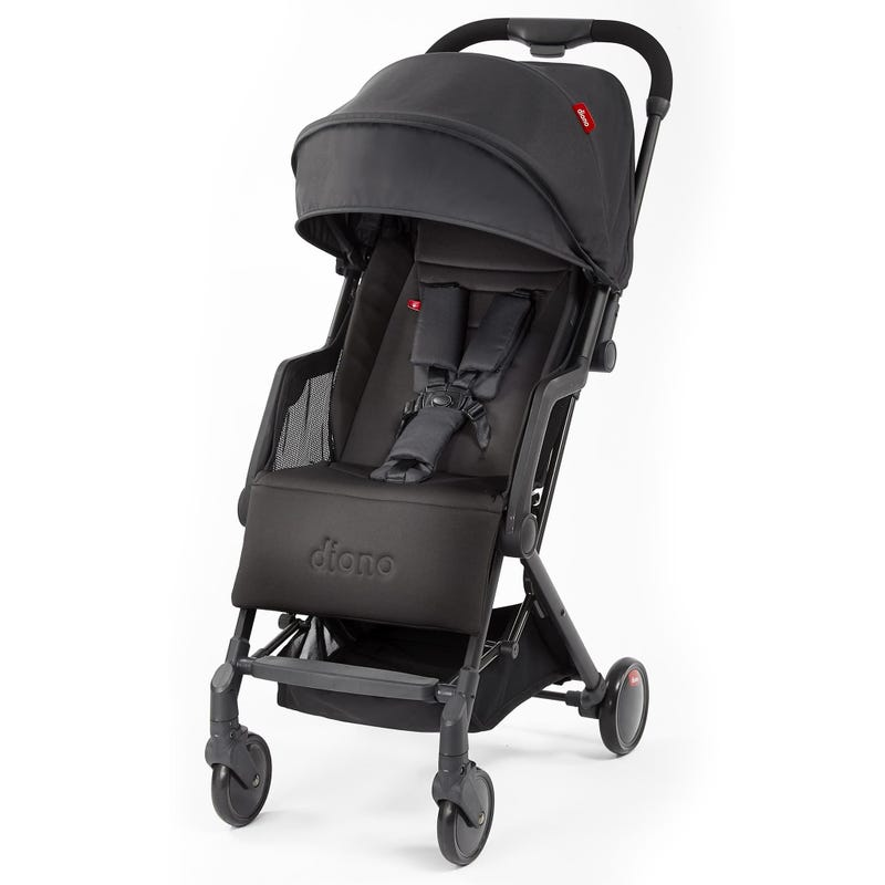 Stroller Traverze - Black