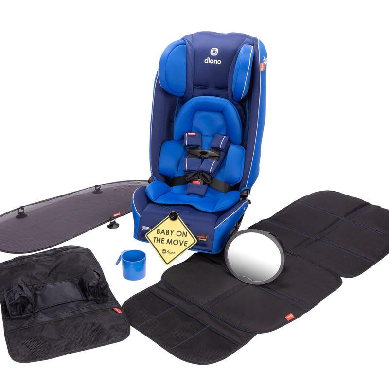 Siège d'Auto Radian® 3RXT 5-120lb + Bonus Pack - Bleu