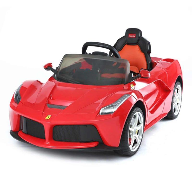 Electric Ride On LaFerrari - Red