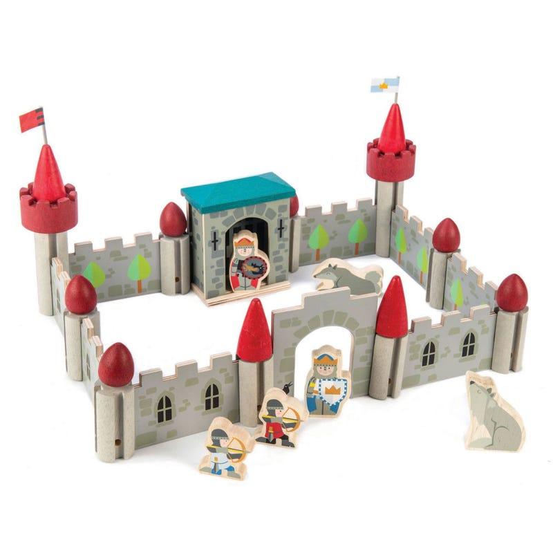Chateau du Loup 40 Morceaux