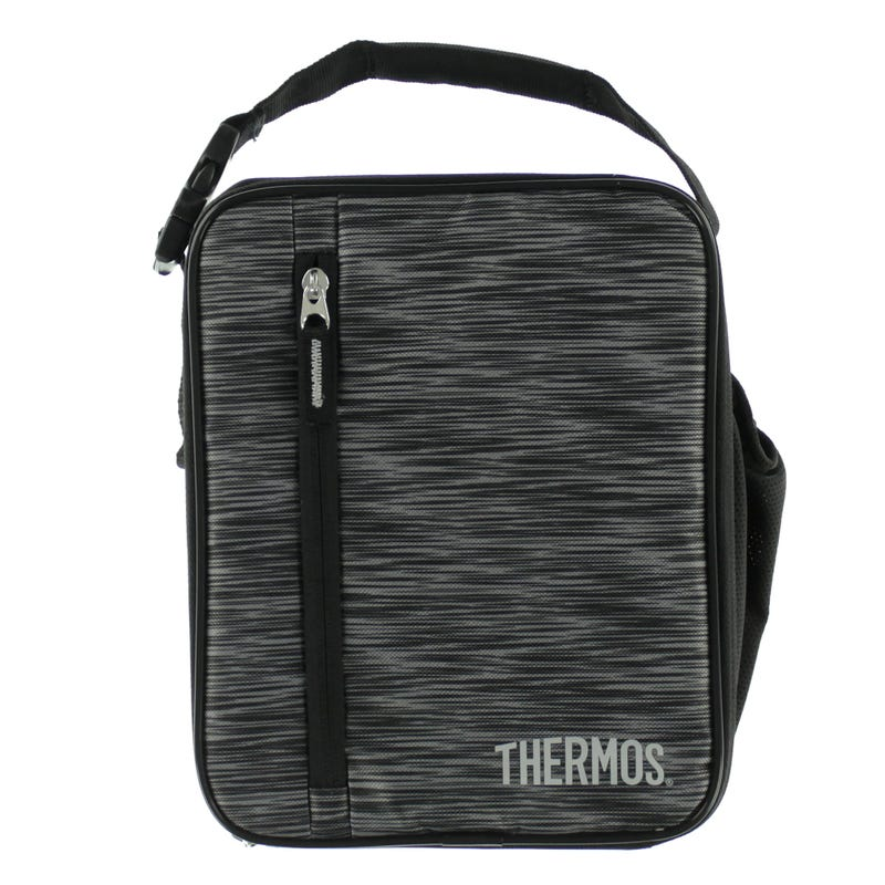 Lunch Bag - Gray/Black