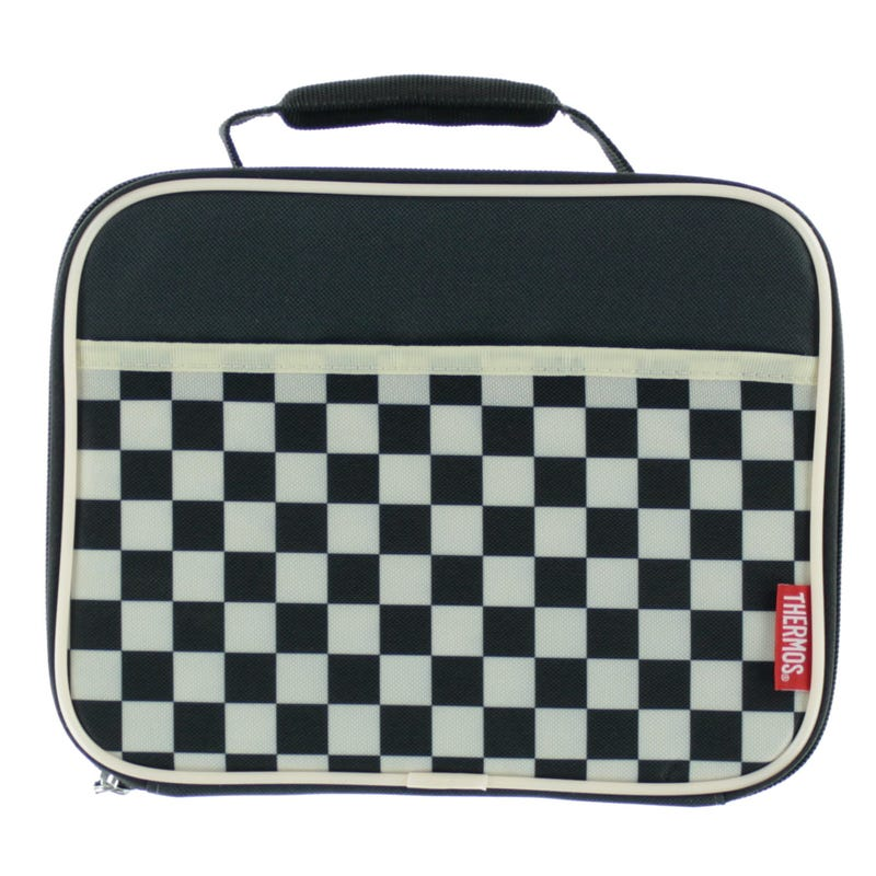 Lunch Bag - Black/White