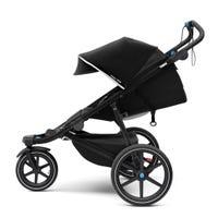 Urban Glide 2 Stroller - Black on Black