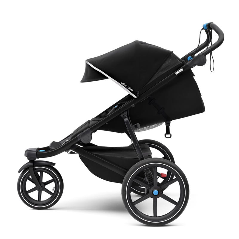 Urban Glide 2 Stroller - Black on Black