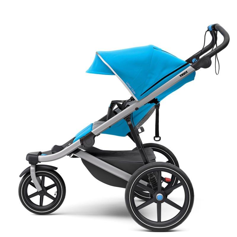 Urban Glide 2 Stroller - Thule Blue
