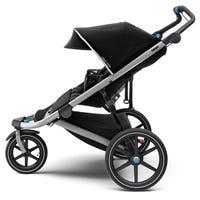Urban Glide 2 Double Stroller - Jet Black