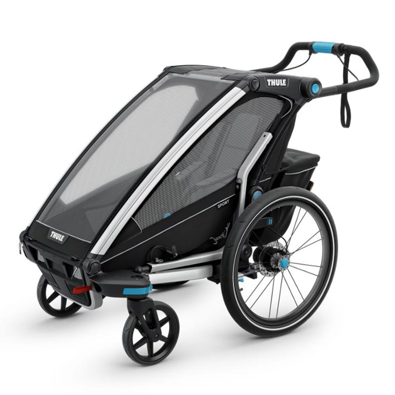 Chariot Sport Double - Black