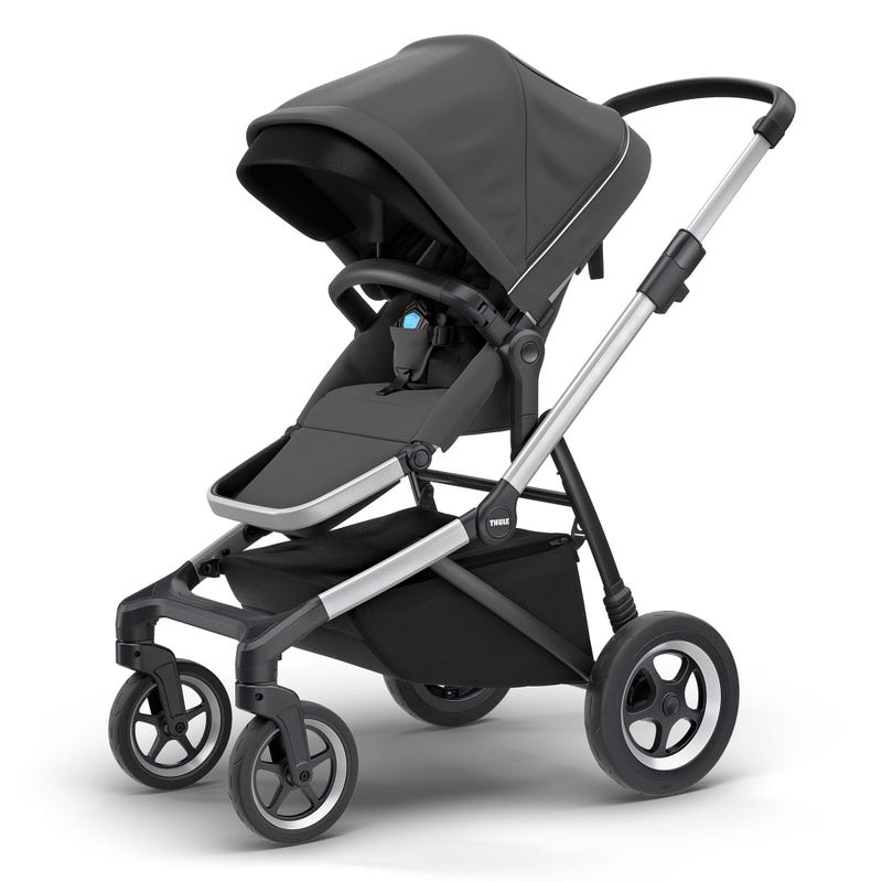 Sleek Stroller - Shadow Gray