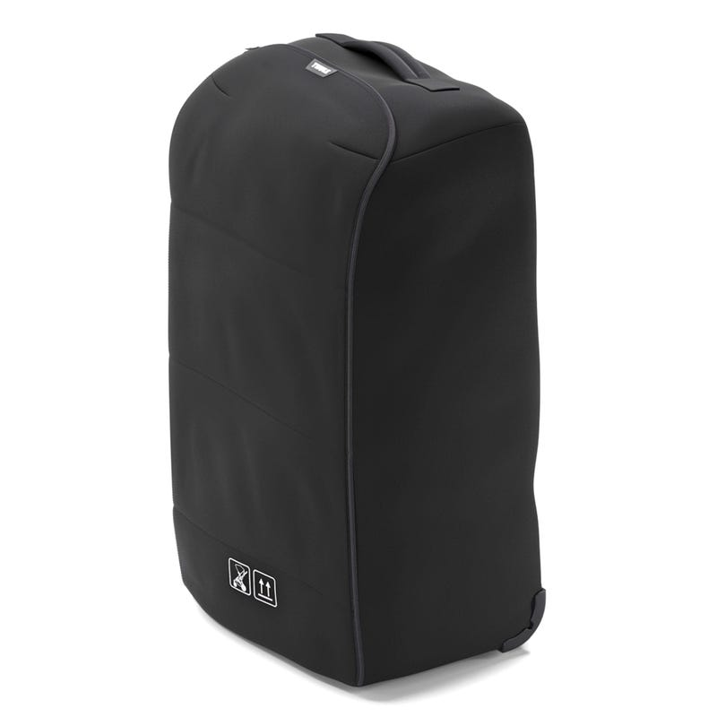 Sleek Travel Bag - Black