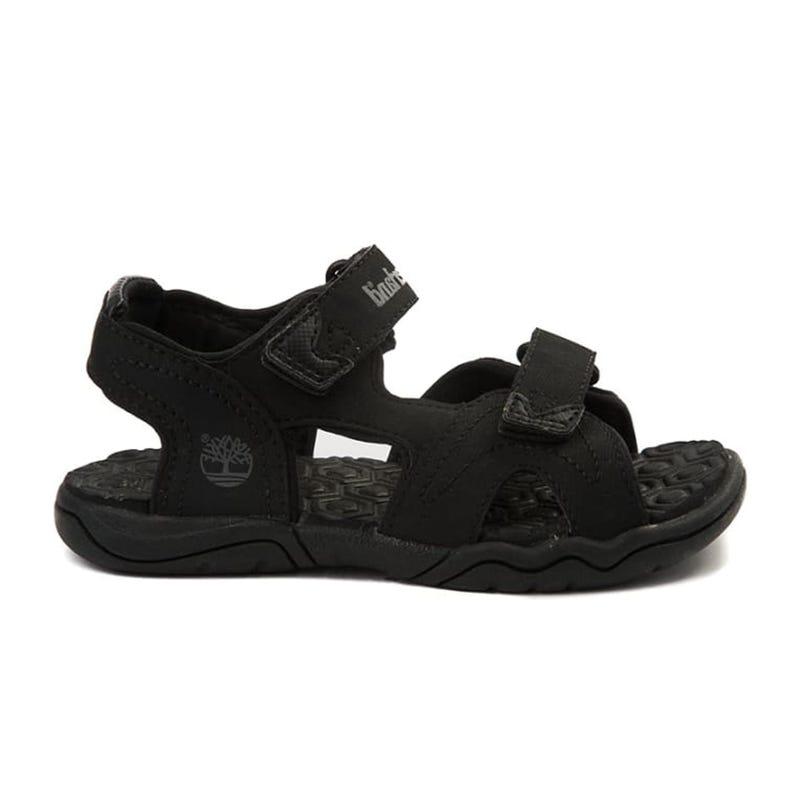 Sandal Adventure Sizes 5-12 -  Black