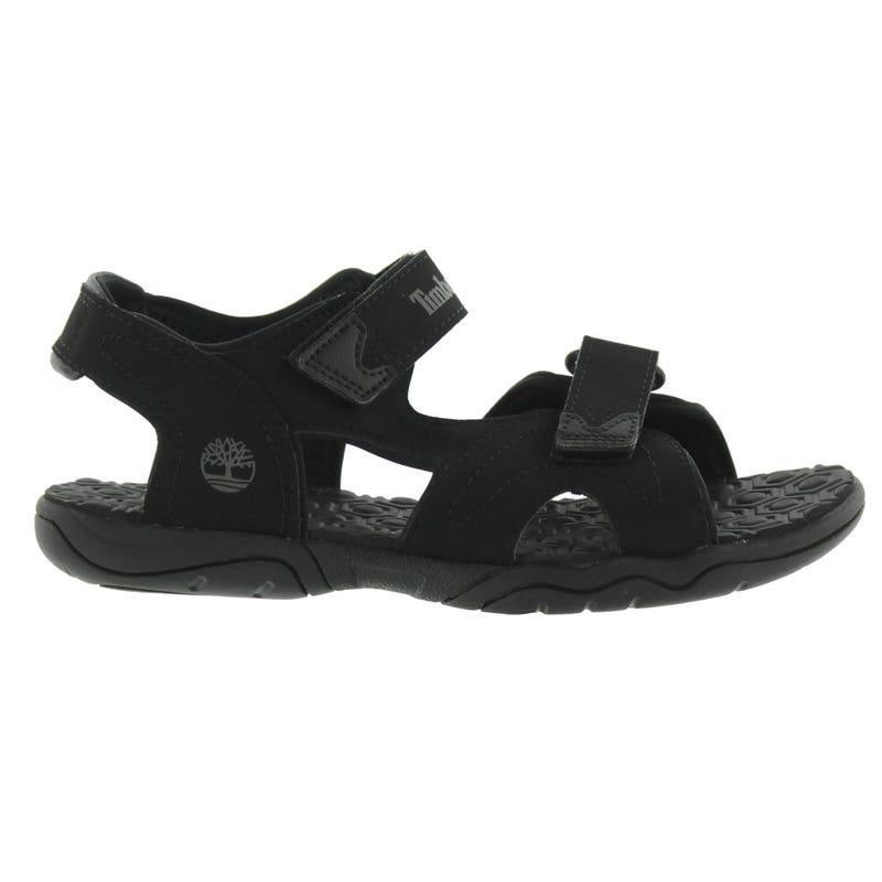 Sandal Adventure Sizes 4-7 - Black
