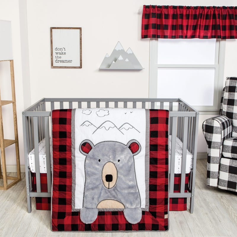 Bedding 3 Pieces Bear