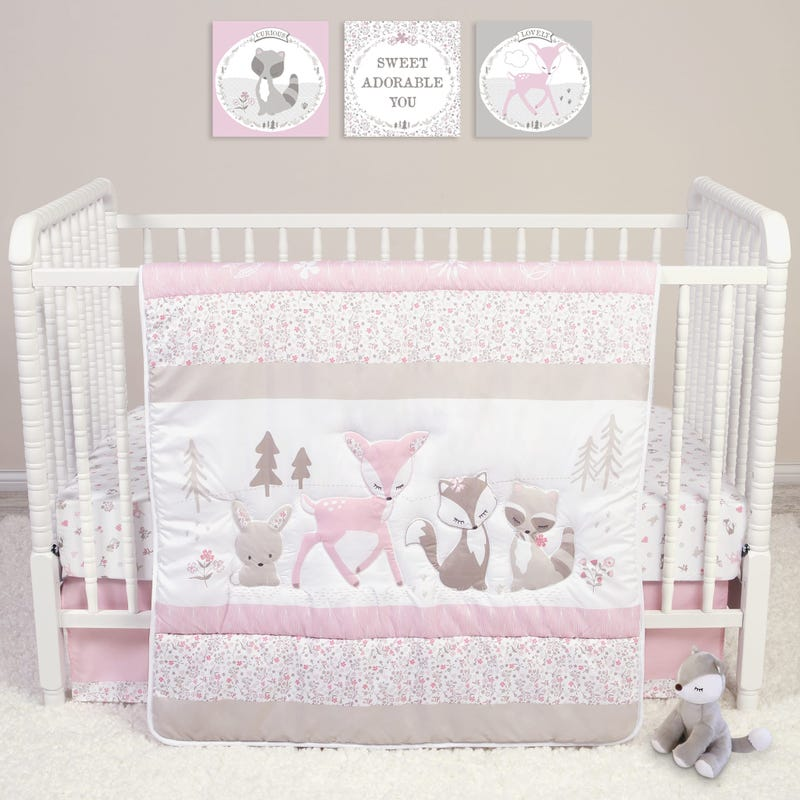 Bedding 4 Pieces Sweet Forest