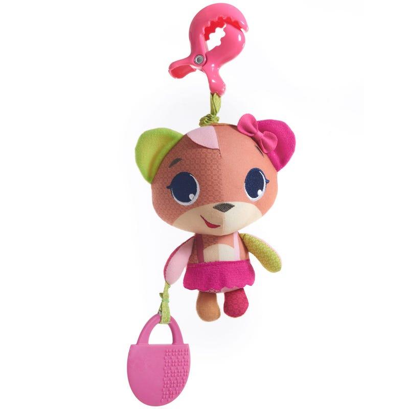 Jouet D'activité Vibrant Tiny Princess Tales - Izzy L'ourson Rose