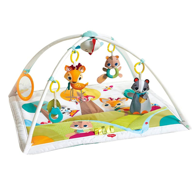 Deluxe Gymini Activity Gym - Into the Forest