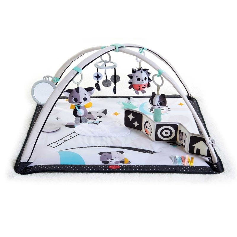 Gymini Activity Gym - Magical Tales Black and White