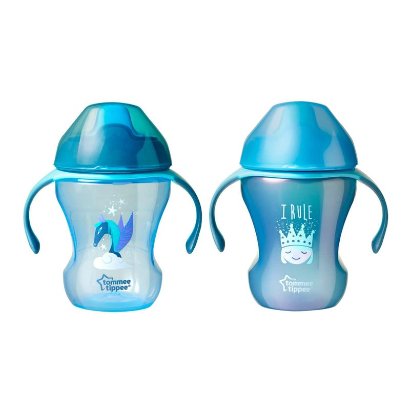 Trainer Cups 8oz Set of 2 - Blue