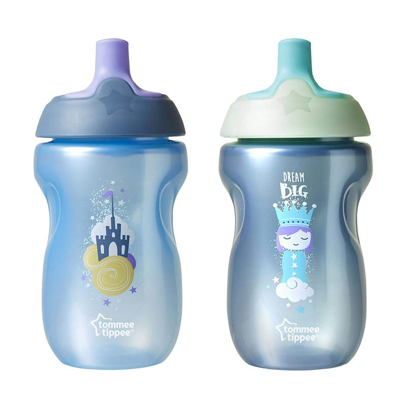 Sportee Bottles Set of 2 - Blue