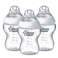 Bottles 9oz Set of 3 - White