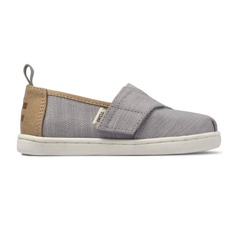 Alpargata Grey Shoe Sizes 4-11