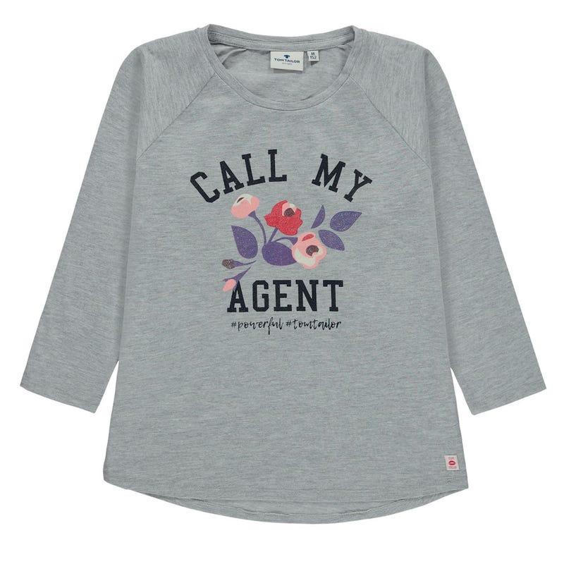 Garden Long Sleeve T-Shirt 8-14y