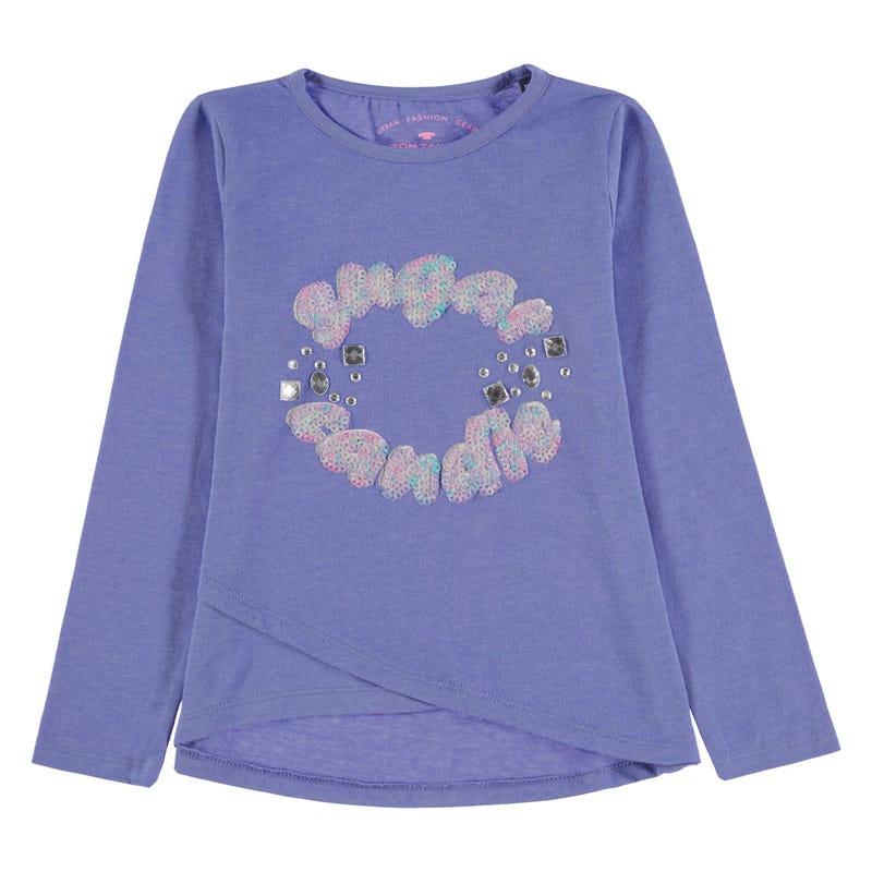 Candy Sugar Long Sleeve  T-Shirt 2-9y