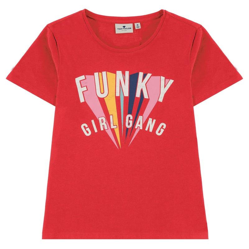 T-Shirt Imprimé Funky 8-14ans