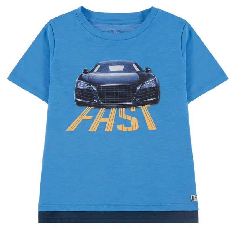 Car Fast T-Shirt 2-9