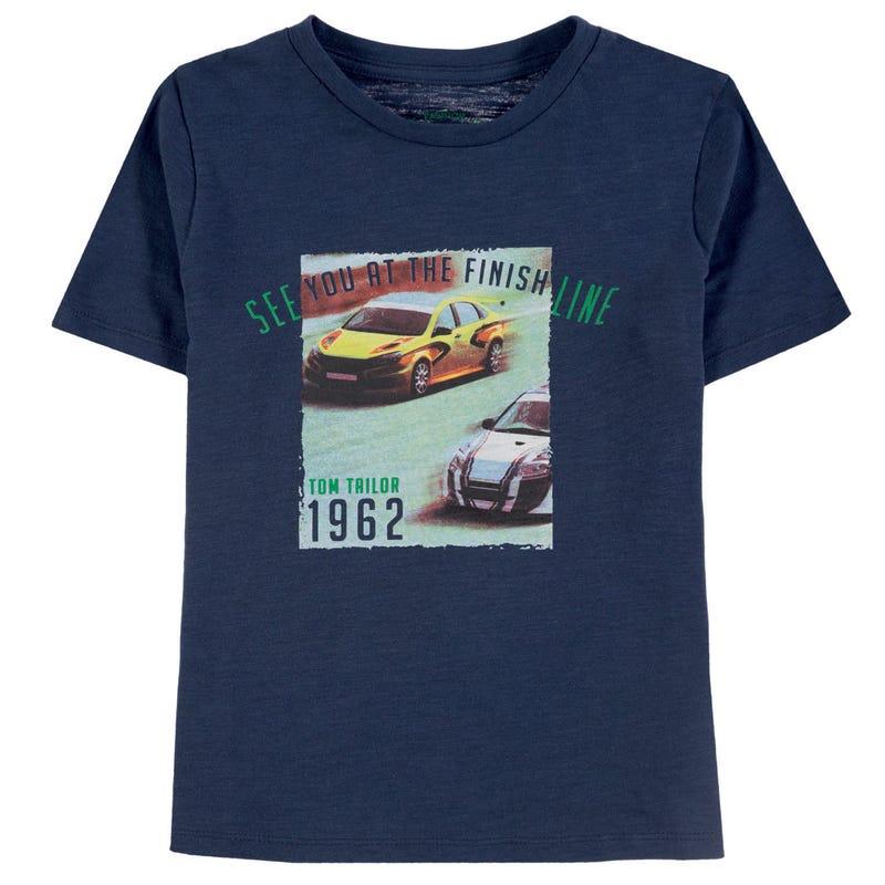 T-Shirt Auto 2-9ans