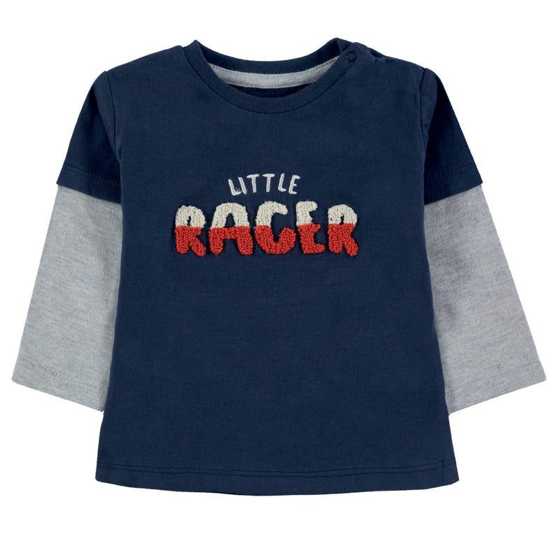 Racer L/S T-Shirt 9-24m