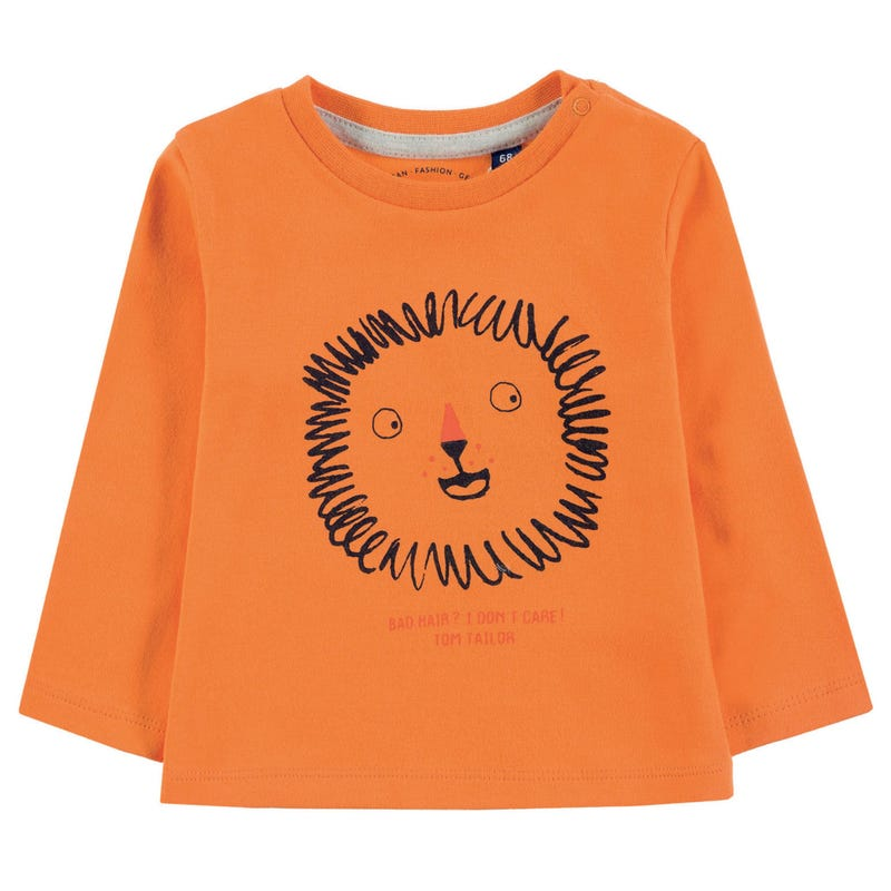 Adventure Lion T-Shirt 9-24m