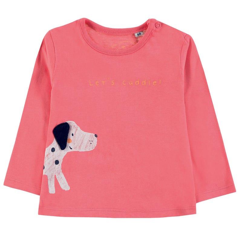 Puppy T-Shirt 9-24m