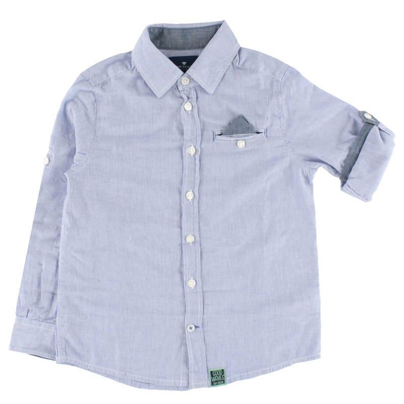 Boat Shirt 2-9y