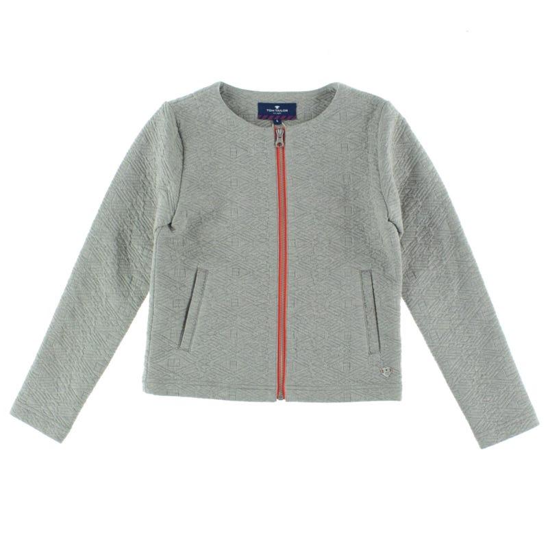 Jacket Zip 10-14y