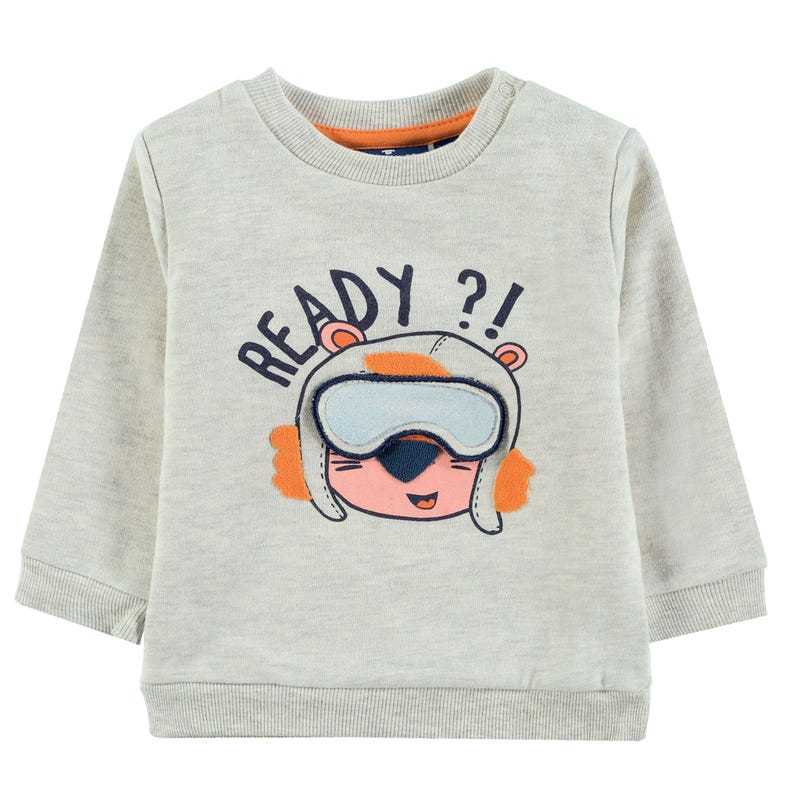 Adventure Sweatshirt 9-24m
