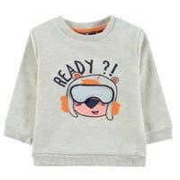 Adventure Sweatshirt 9-24m