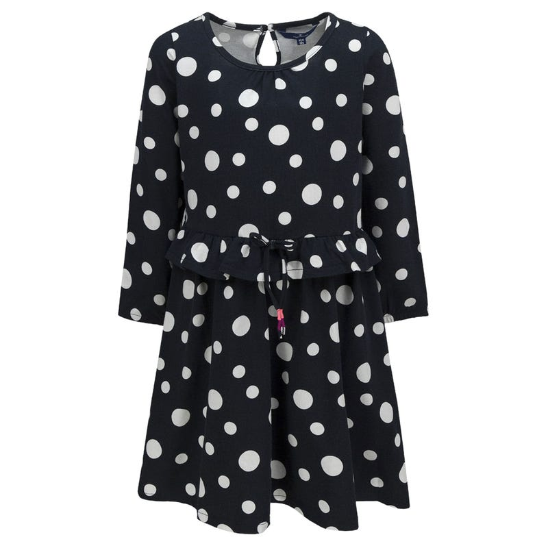 Cat Dots Dress 2-9