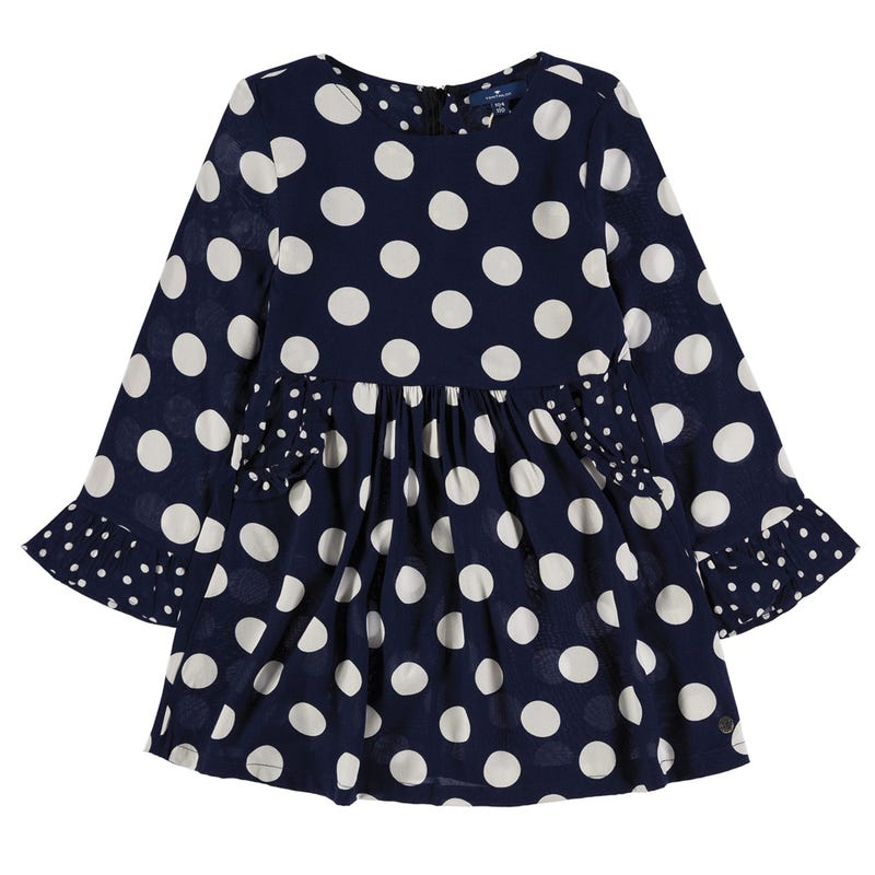 Candy Dots Dress 2-9y
