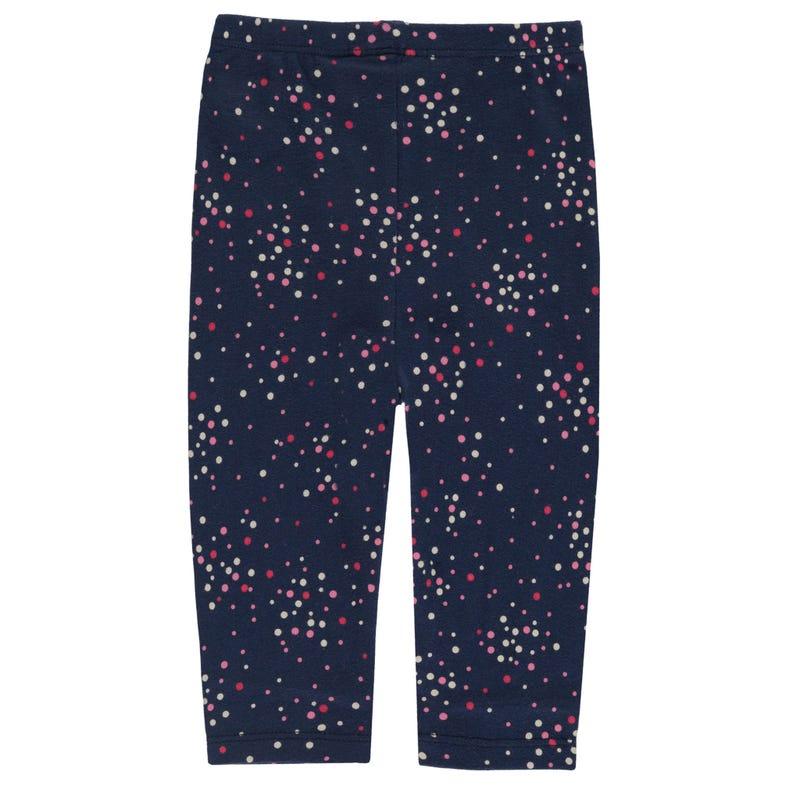 Panda Dots Leggings 9-24m