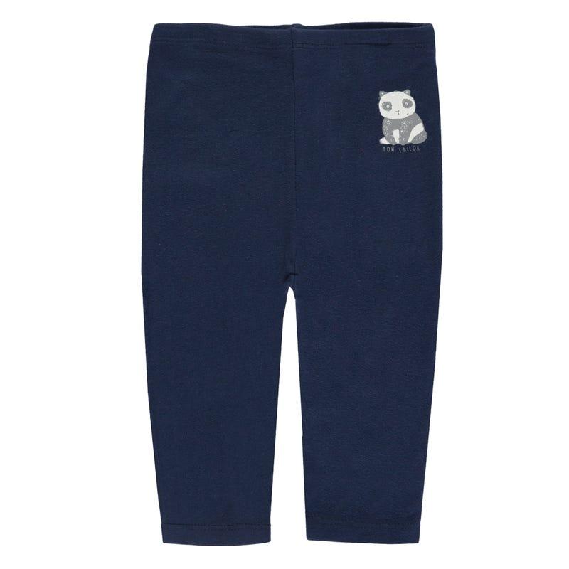 Panda Leggings 9-24m