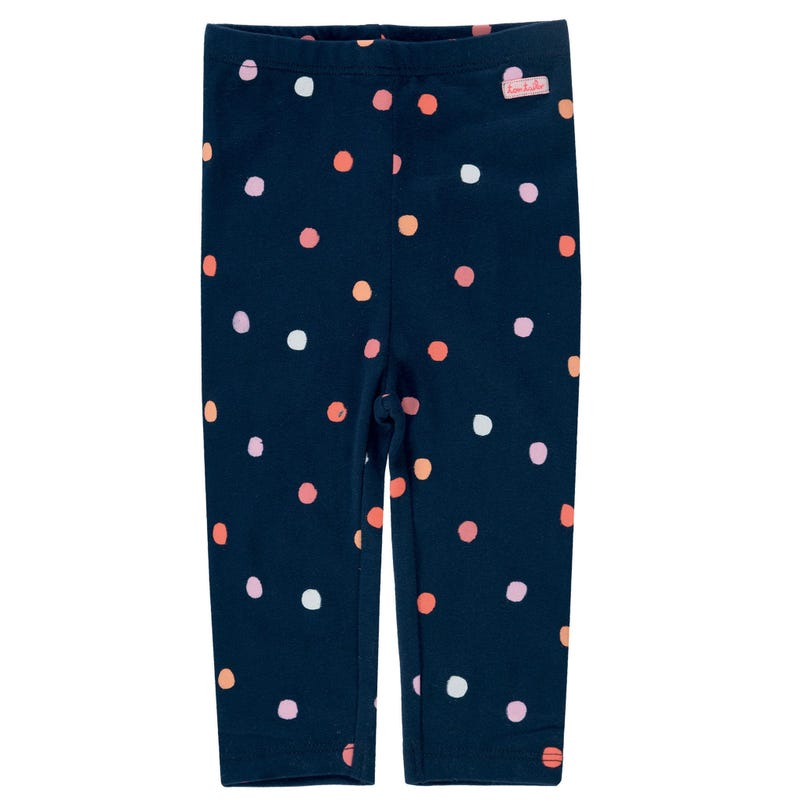 Puppy Dots Legging 9-24m