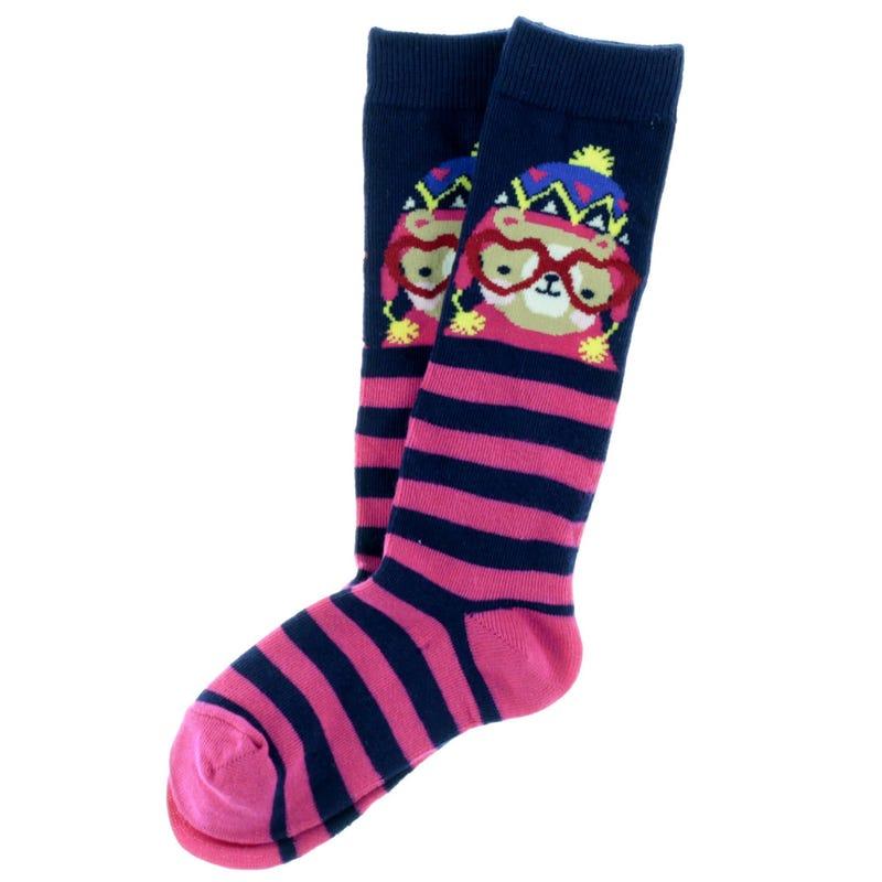 Sock Ourson Girl 4-16y