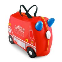 Ride On Suitcase - Fire Truck