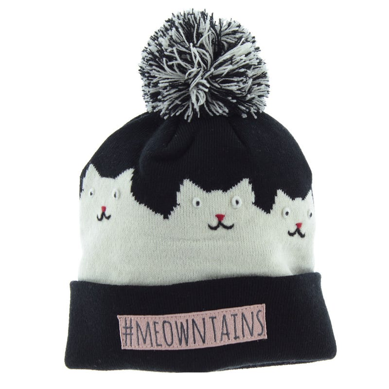 Tuque Meowtains 4-6