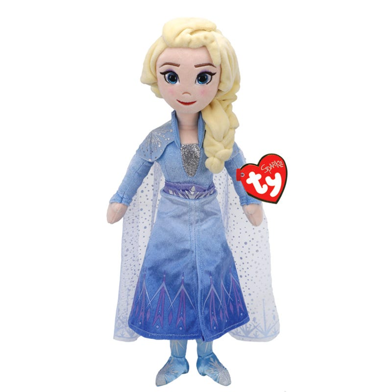 Elsa Princess Doll - Frozen