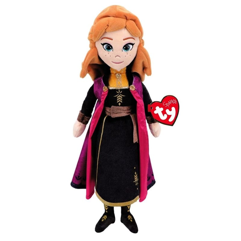 Anna Princess Doll - Frozen